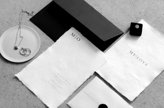 Bureau Design Wedding Stationery