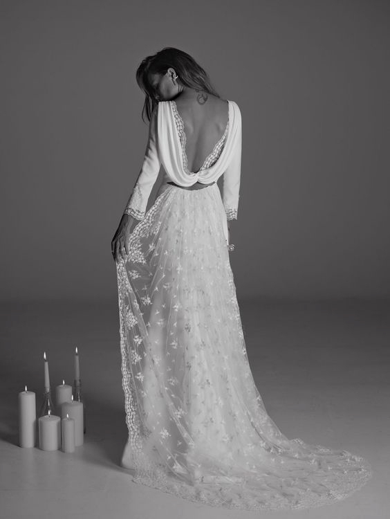 Wedding Dress Rime Arodaky Designer Gown Bridal