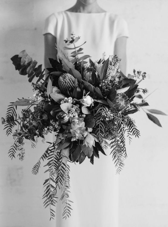 Bridal bouquet bridesmaids flowers florist