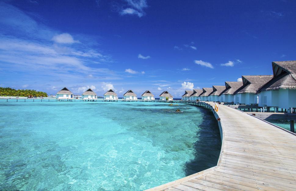 Maldives Honeymoon Beach