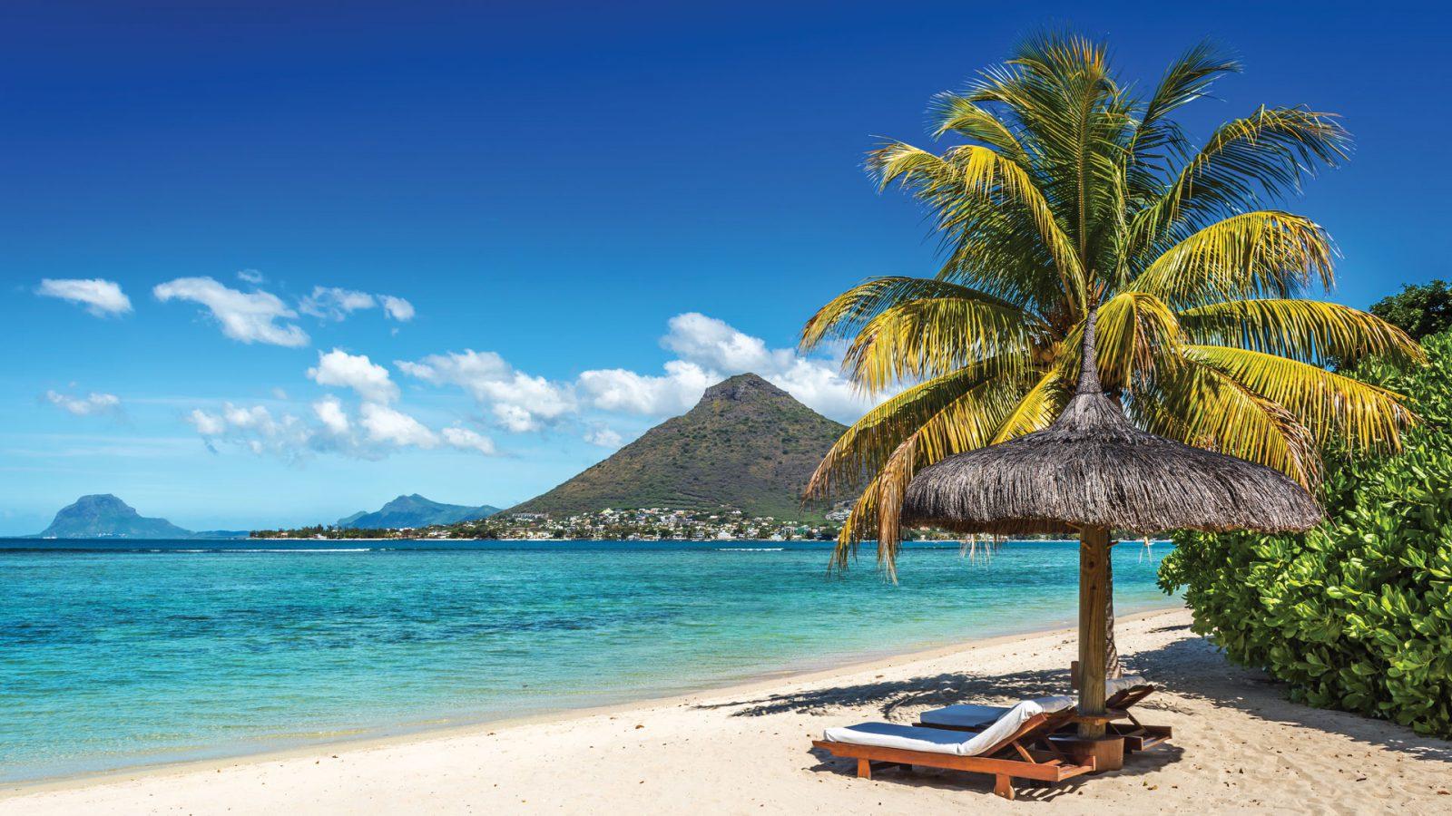 Mauritius Honeymoon Beach Relaxing