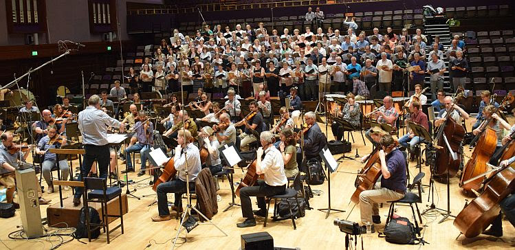 Signum Records Session with BBCCO