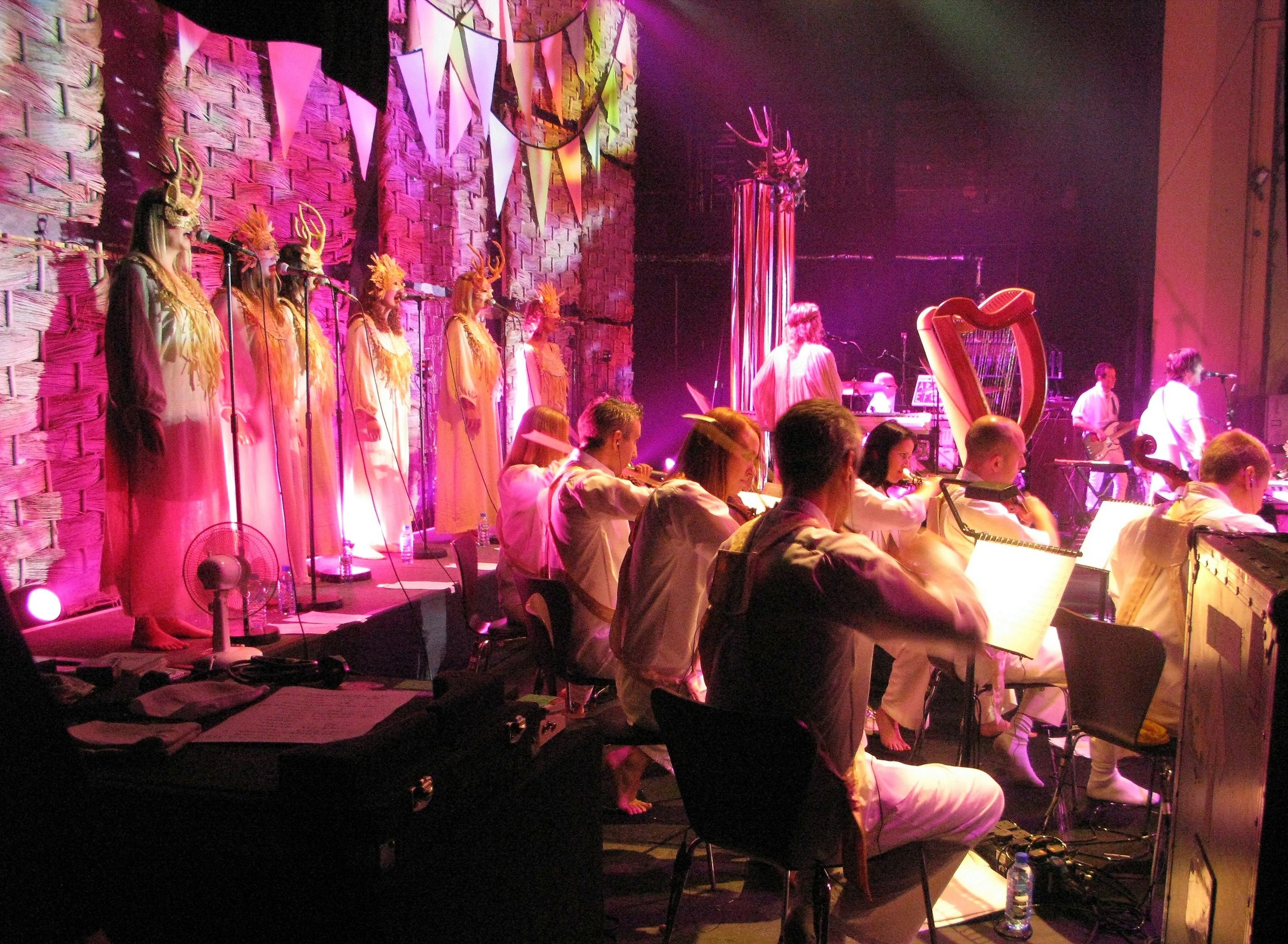 BBC Electric Proms 2008