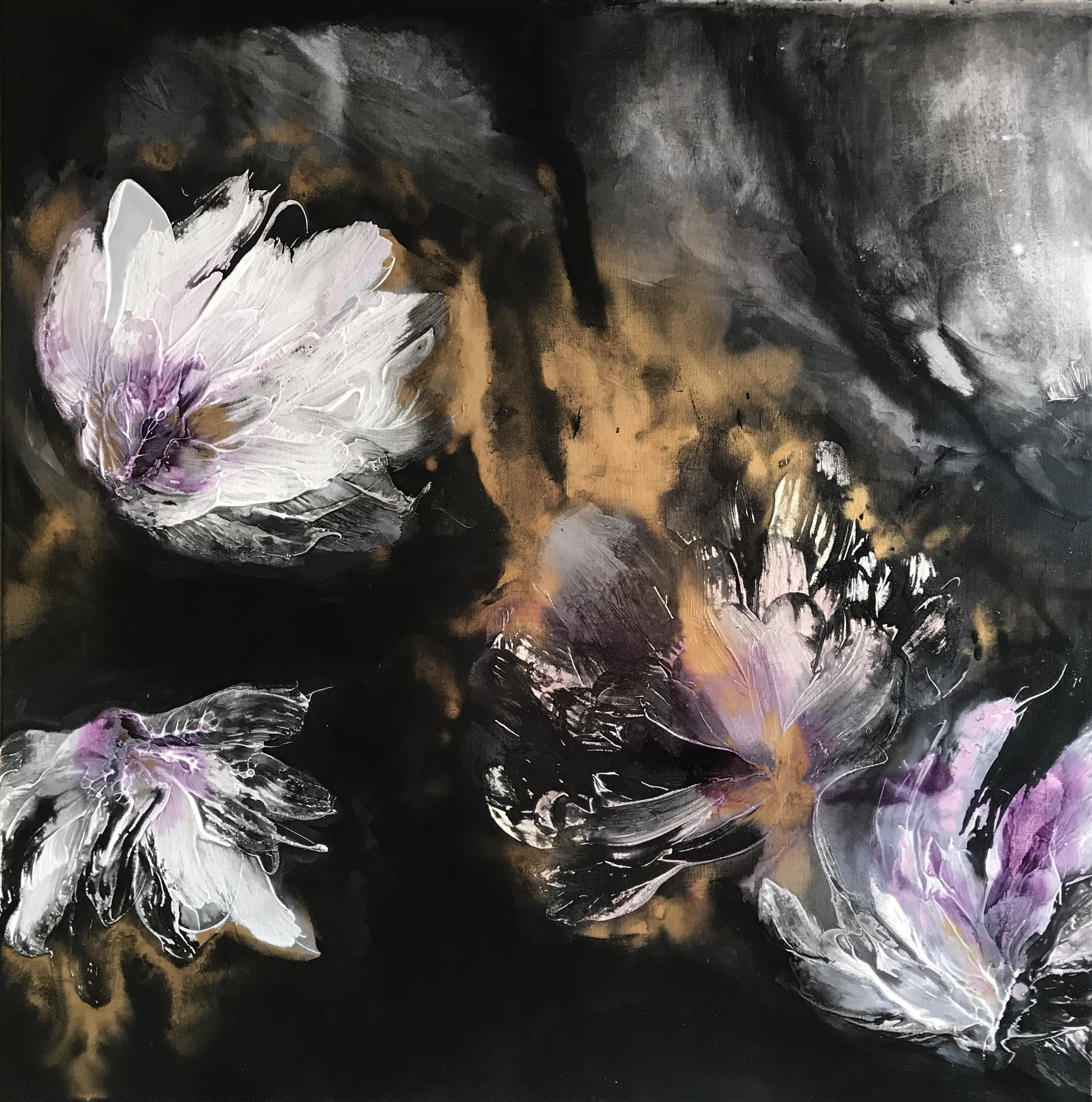 """ There is beauty in the dark 1 "" 