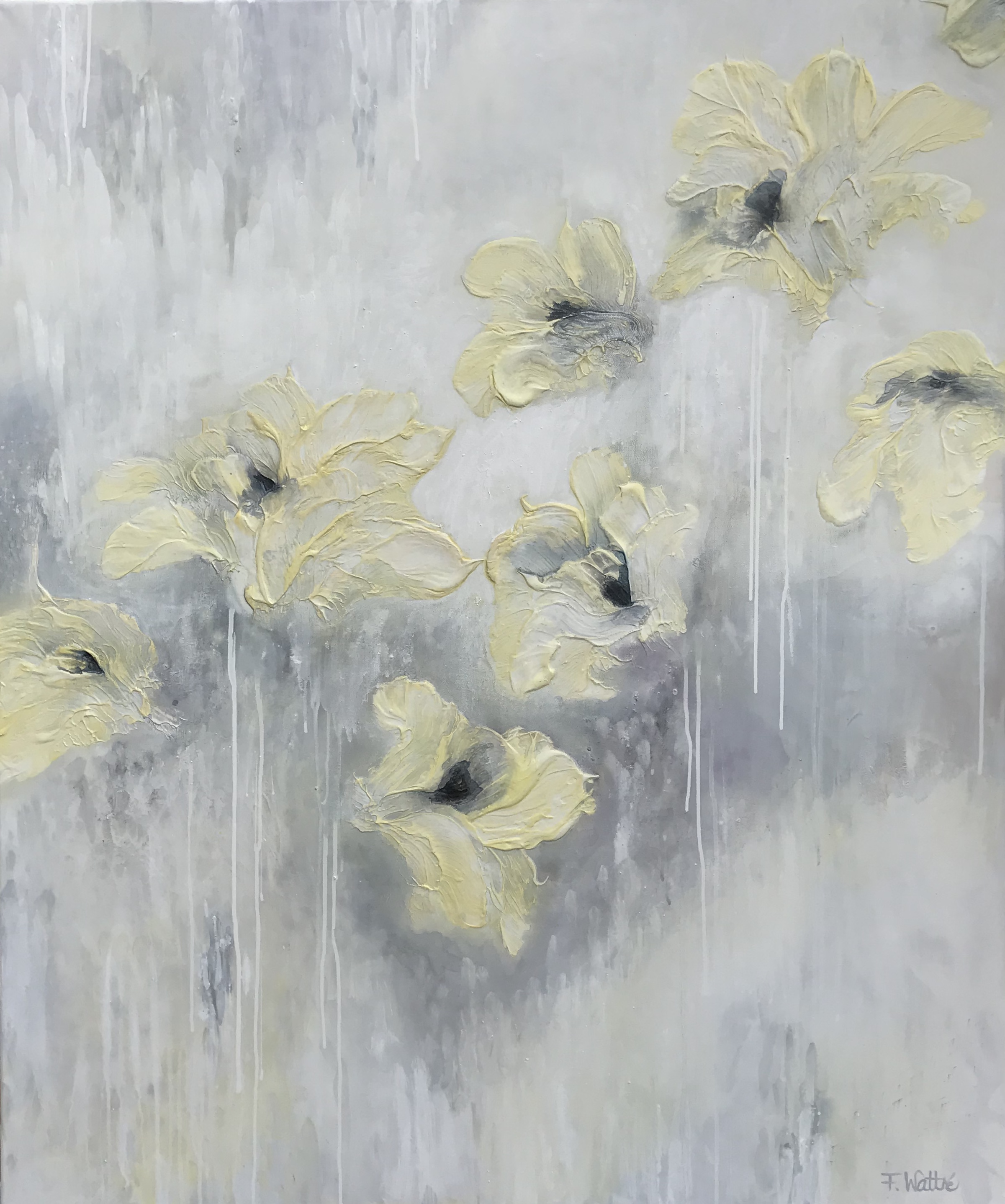 """ Spring kisses "" 