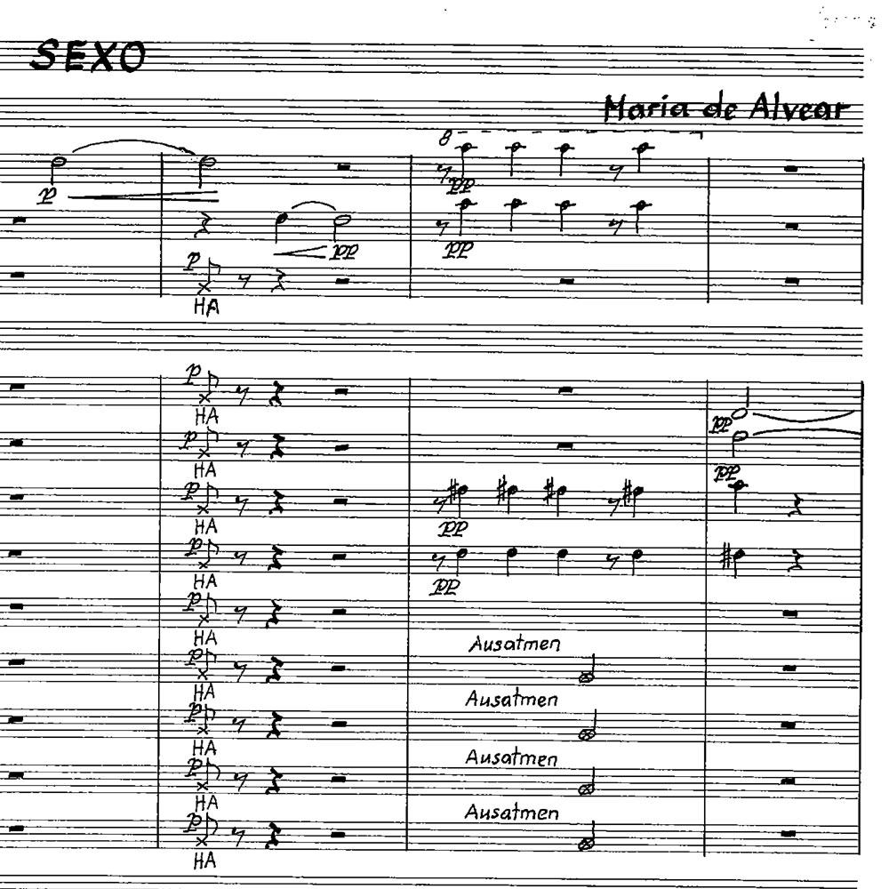 sexo (1991 / 2007)