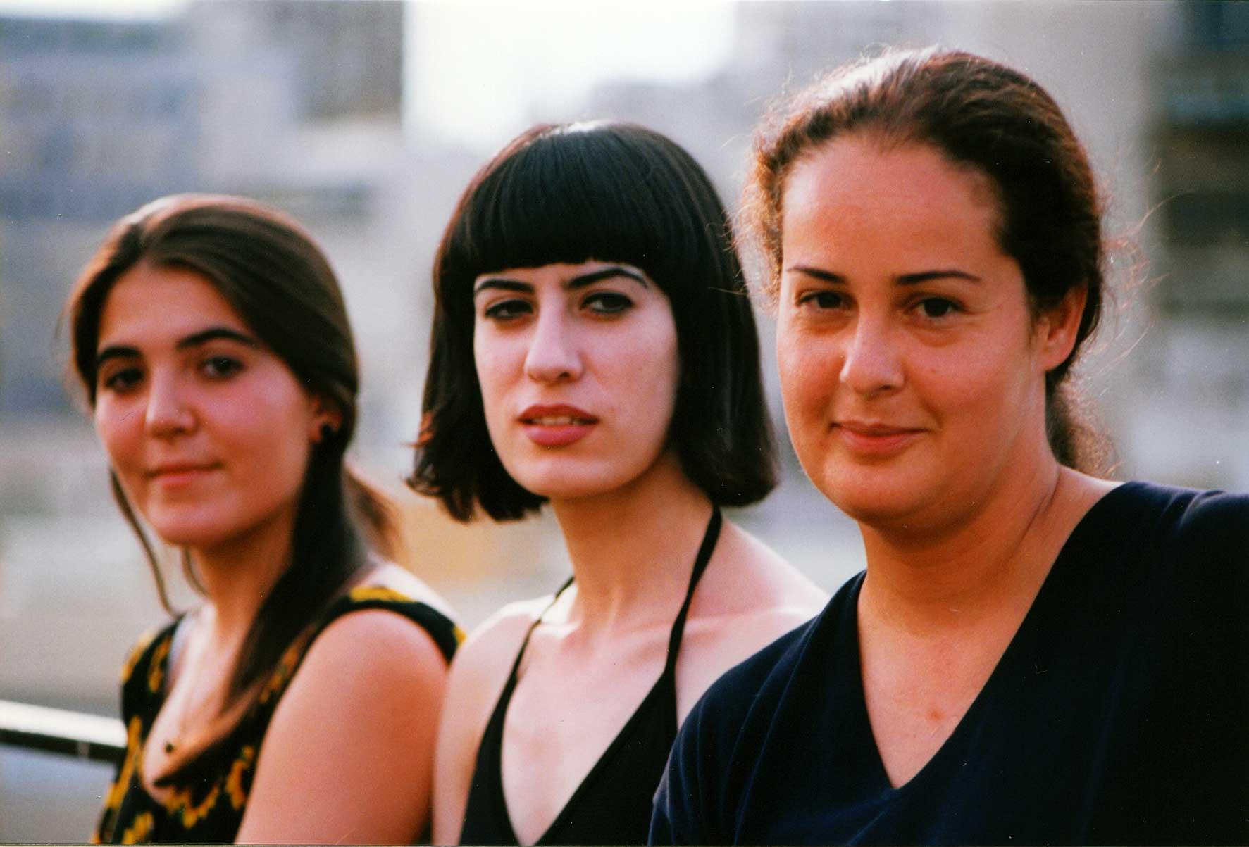 Maria De Alvear, Rosario Sanchez-Cruz, Raquel Cantero
