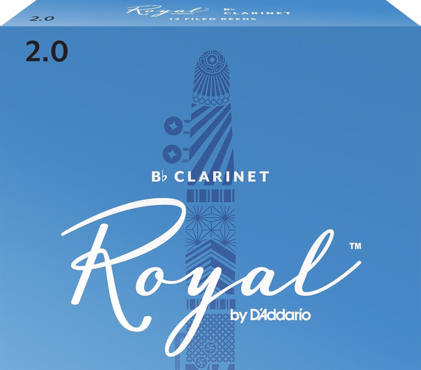 Rico Royal boxes of ten and single reeds.     Royal Clarinet      Singles  $3.50 / Packs of 3 $9.99 / Box of 10 $21.99     Royal Alto Sax      Singles  $4.10 / 3 pack $10.99 / Box of 10 $25.99     Royal Tenor Sax      Singles  $5.50 / 3 pack $14.99 / Box of 10 $38.99