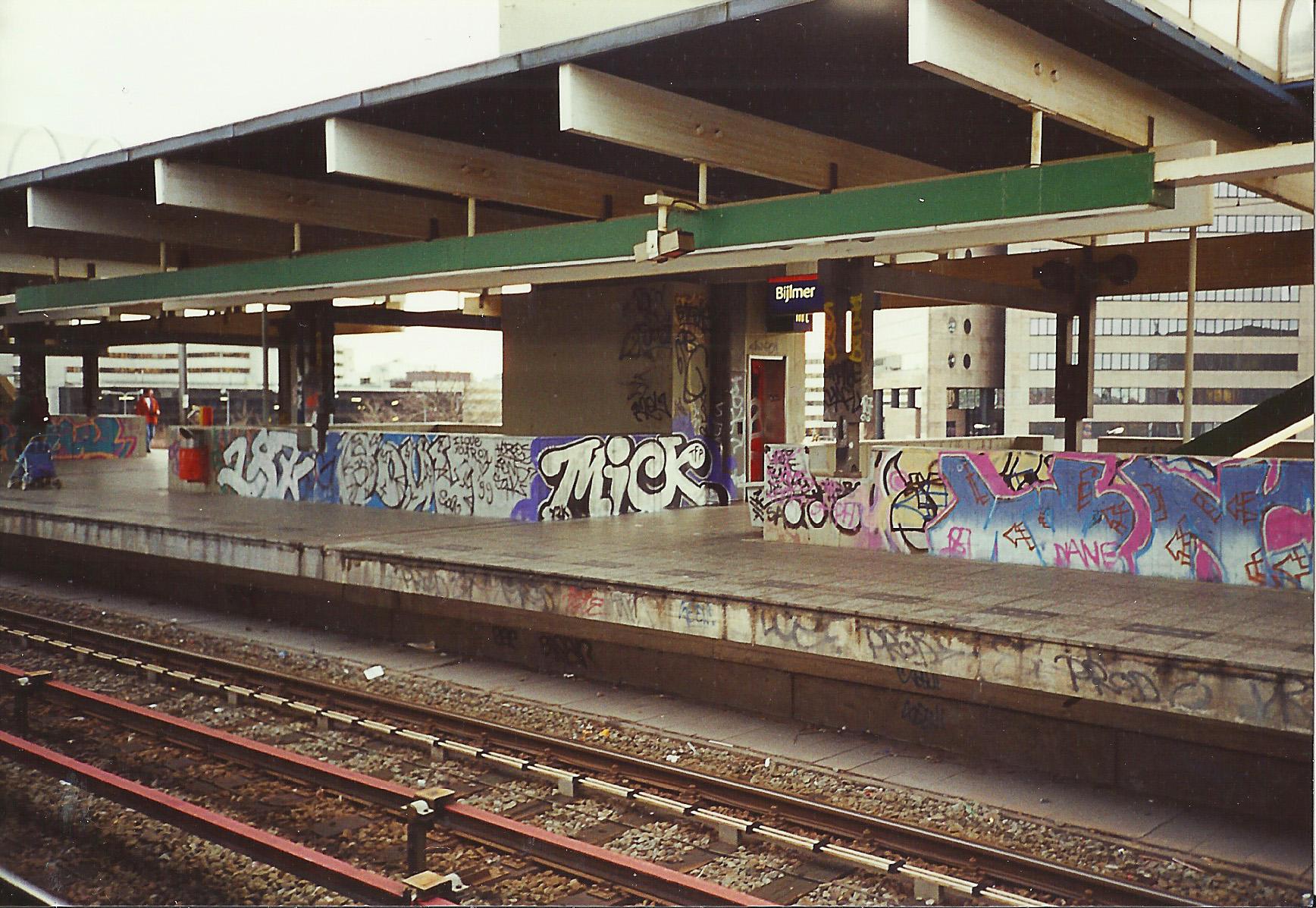 Amsterdam Bijlmer, 199?