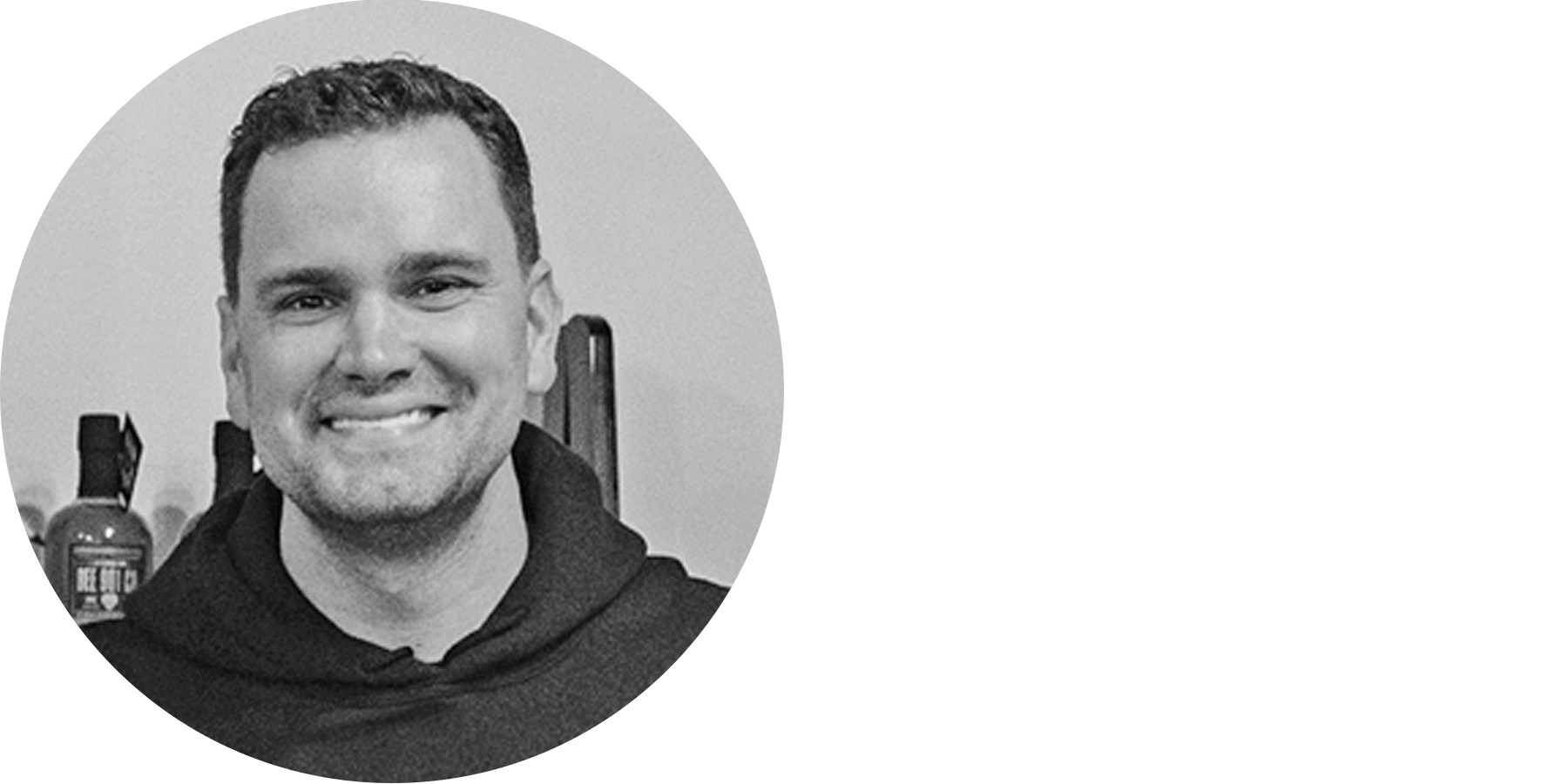 Kevin Woods Creative Director & Beekeeper