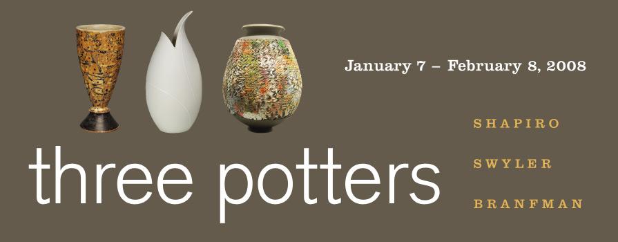 http://www.stonepoolpottery.com/     http://artaxis.org/karen-swyler/    http://thepottersshop.com/