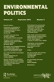 Politics of urban energy transitions: new energy vehicle (NEV) development in Shenzhen, China
