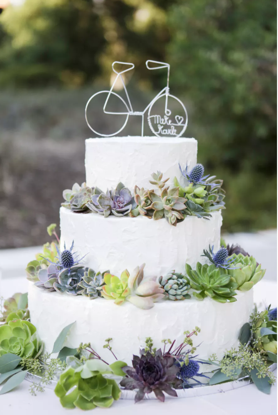 Cake: Some Crust Bakery  Alders Photography