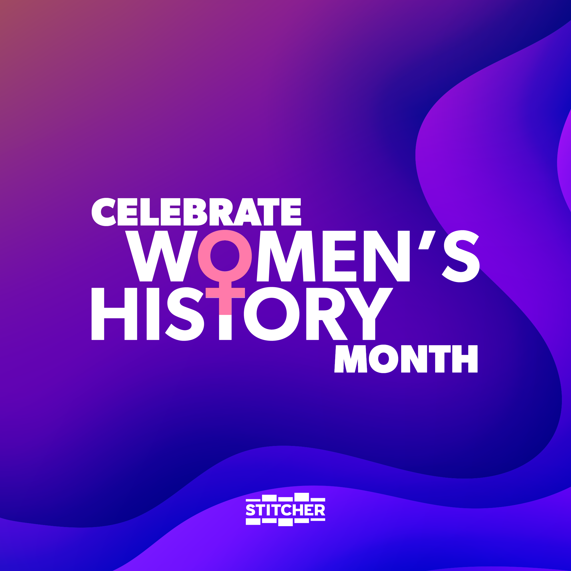 Women's History Month Promo Materials