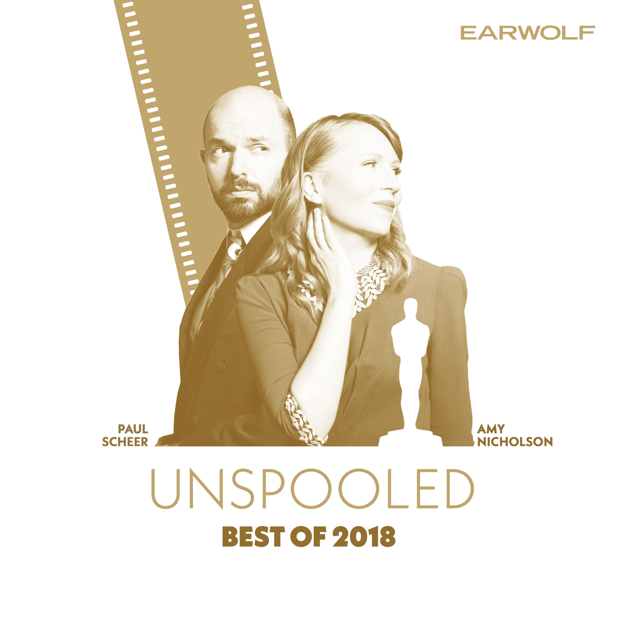 Unspooled Best of 2018 Podcast Feature Art