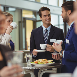 Networking Lunch  $7,500