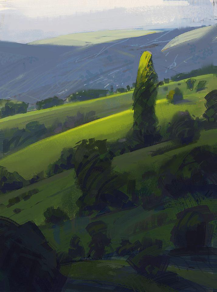 Gabriel Tan (Values/Colours Study)