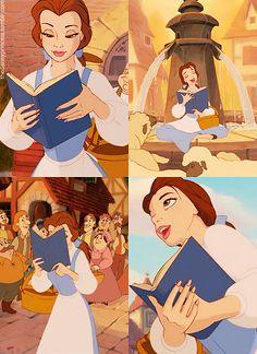 Me, according to Disney...