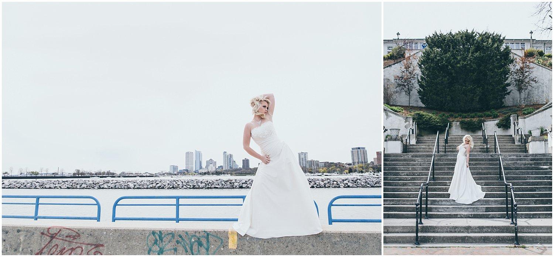 Bridal Portrait Pose ideas