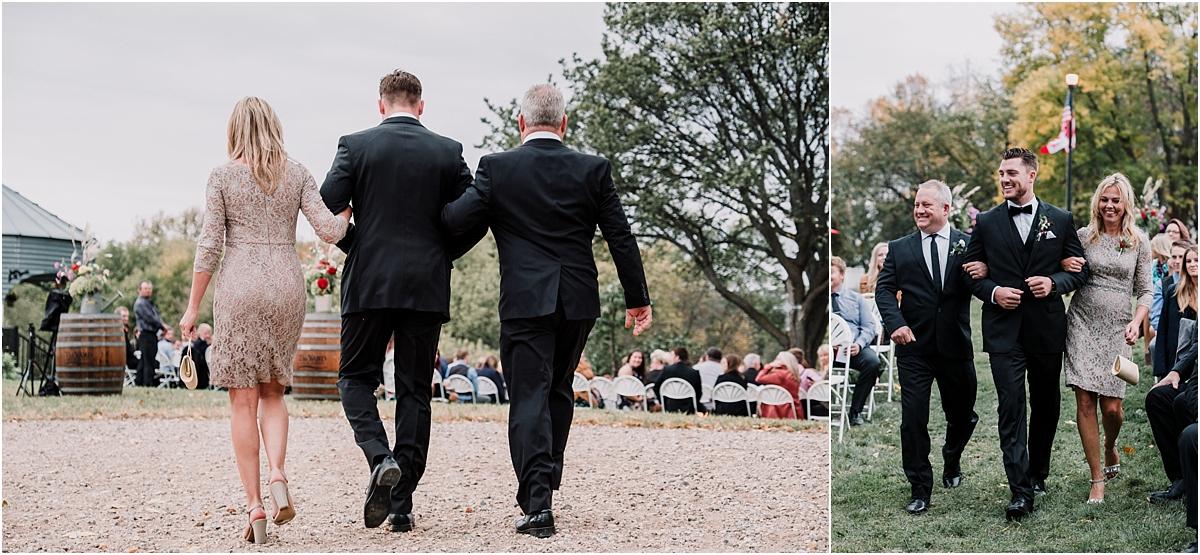 The Yard Weddings Moorhead MN