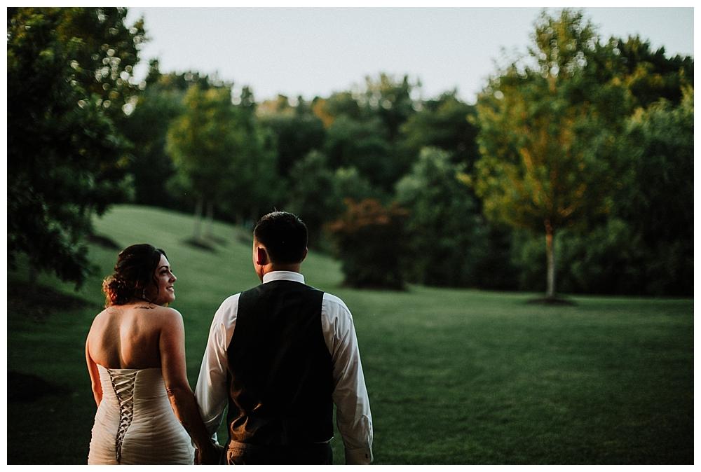 Rachel + Ben - Summer Wedding in July