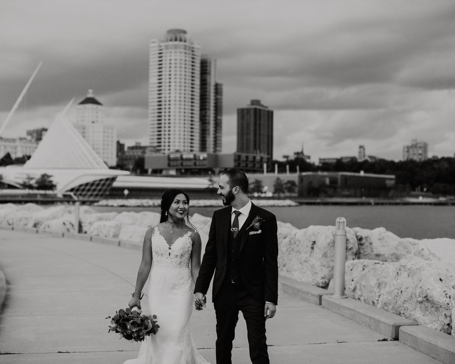 Maggie + Jason - Windy City in Milwaukee