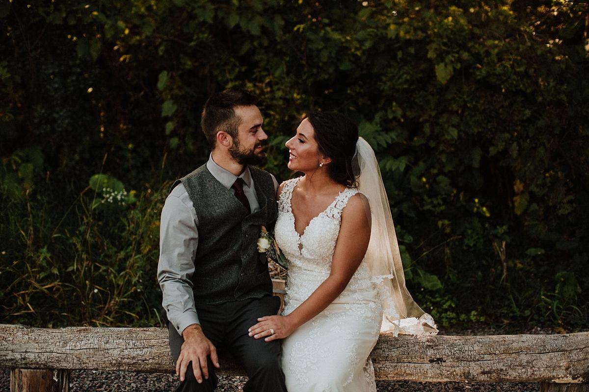 Ally + Nick - Sunny September Wedding at The Cupola Barn