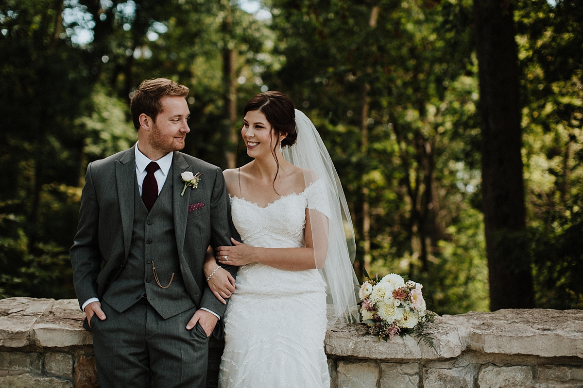 Leigh + Jake - Intimate French-Themed Brunch Wedding