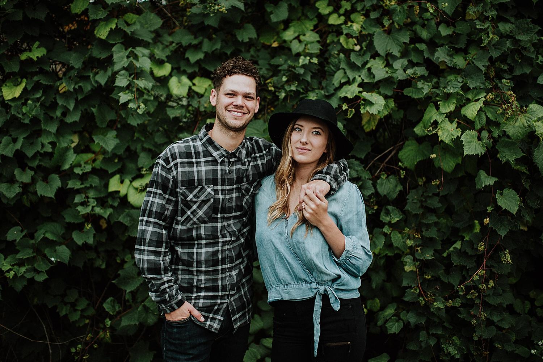 Alyssa + Jordan - Milwaukee Engagement Session
