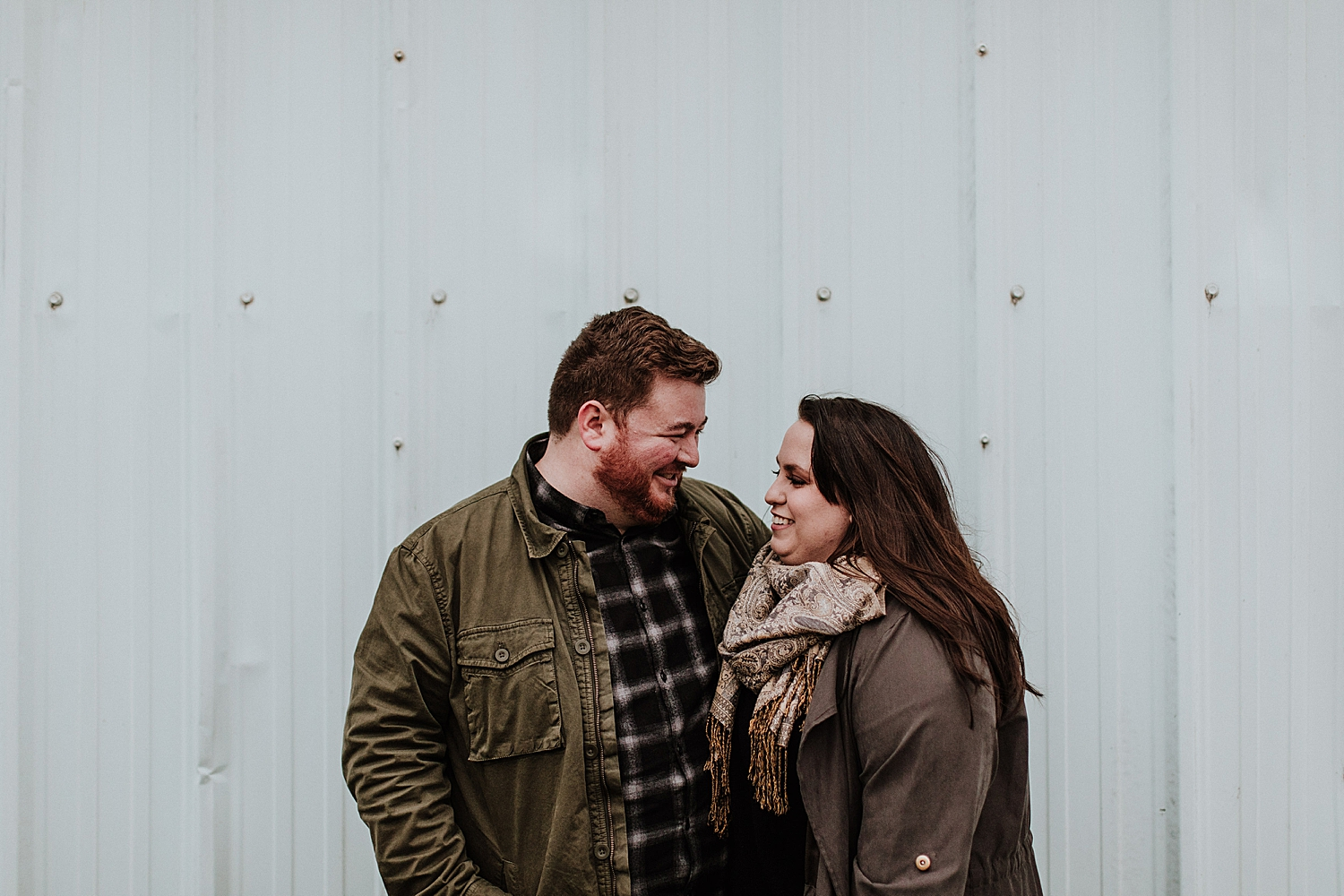 Adrianna + Larry - Milwaukee Engagement Session