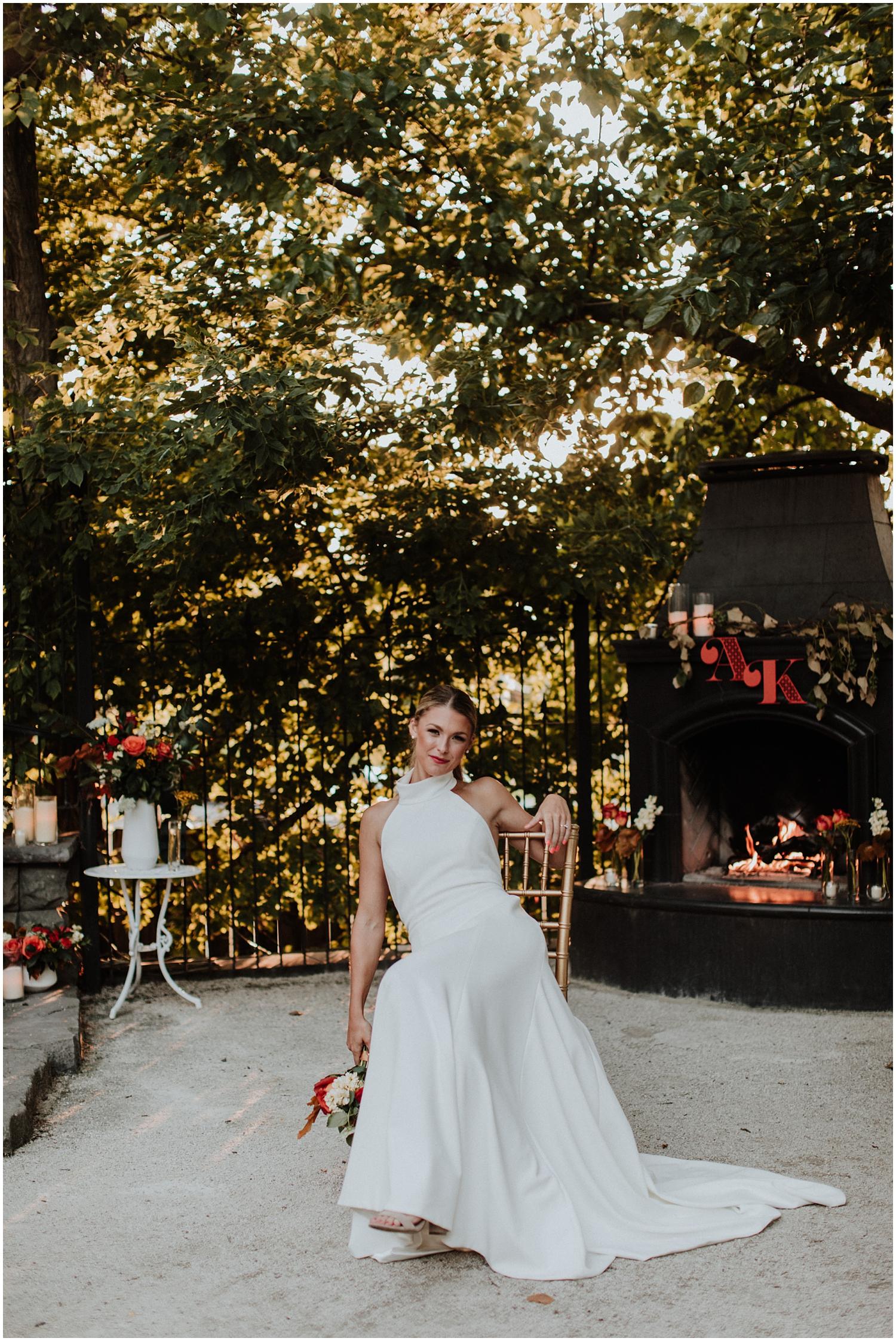 Laid Back Bride