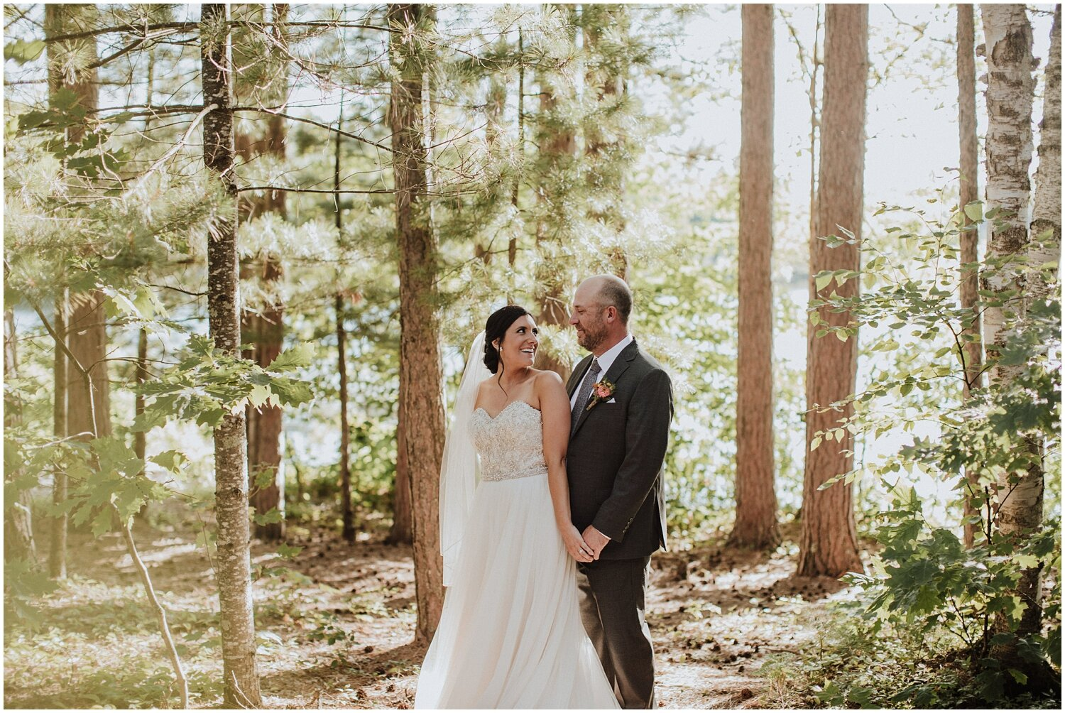 Kirsten + Jim - Laid back & In Love Up North