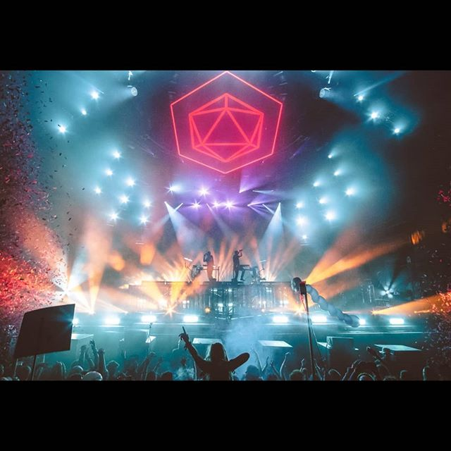 You ready for @ODESZA's FINAL #AMomentApart show? It's the end of an era! There are many incredible things about this production, but the best part is the sheer amount of people you have brought together with your music. Thank you to the ODESZA team ❤️🙏⏣ . . . #odesza #odeszadrumline #foreignfamily #amomentapart #amomentaparttour #odeszafamily #electricforest #electricforest2019 #ef2019 #ef #happyforest #forestfam  #madisonhousepresents #insomniacevents #campingfestival #festivalseason2019 #fujixt3 #fujixt2 #fujixfam #fujifeed #fujiconcertshooter #fujiconcertshooters #edmphotography #edmphotographer #electronicmusicevent #electronicmusicculture  #brianbakerdigital