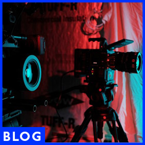 A blog with tonnes of information, interviews, contest, funding - it's THE independent film maker's blog.