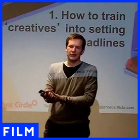 He also has this - 8- Advanced Tips for Film Producers