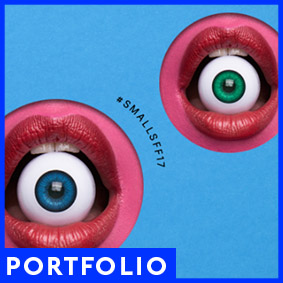 The Smalls   Showcases portfolios, contains briefs to work directly to brands and it also runs a film festival every year.
