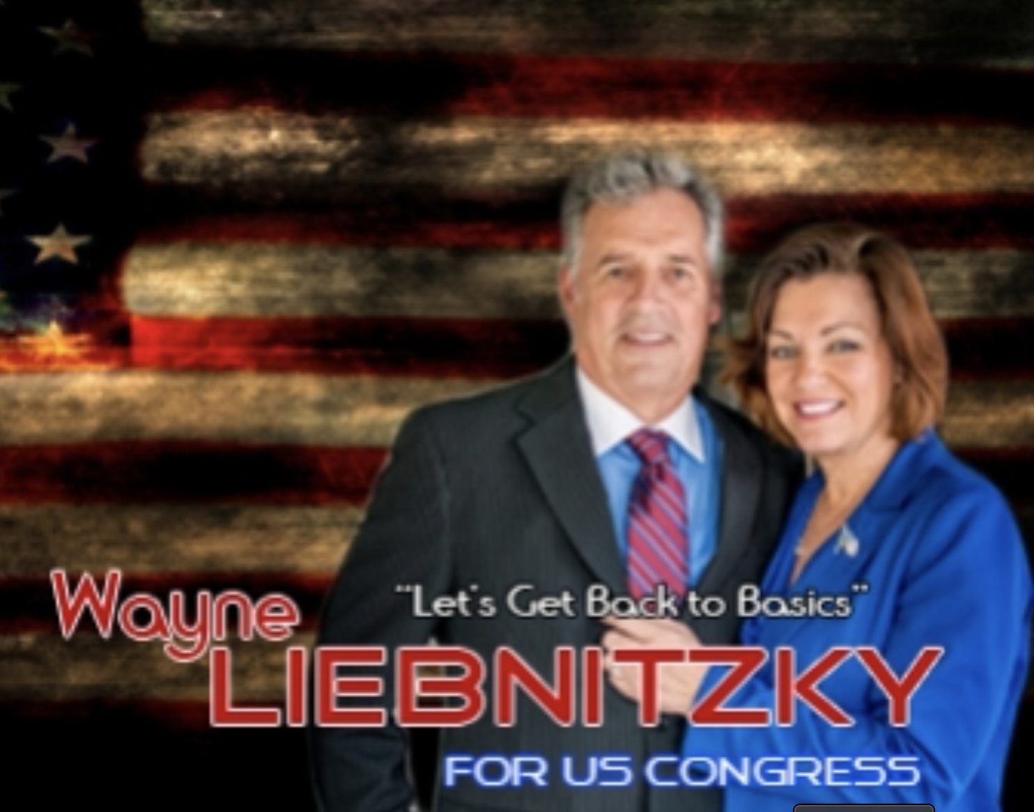 U.S. Navy Veteran Challenges Soto in FL-09 - Wayne Liebnitzky is a professional problem solver who will bring American exceptionalism back to Washington DC.