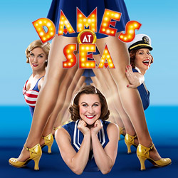 DAMES AT SEA  Broadway Revival