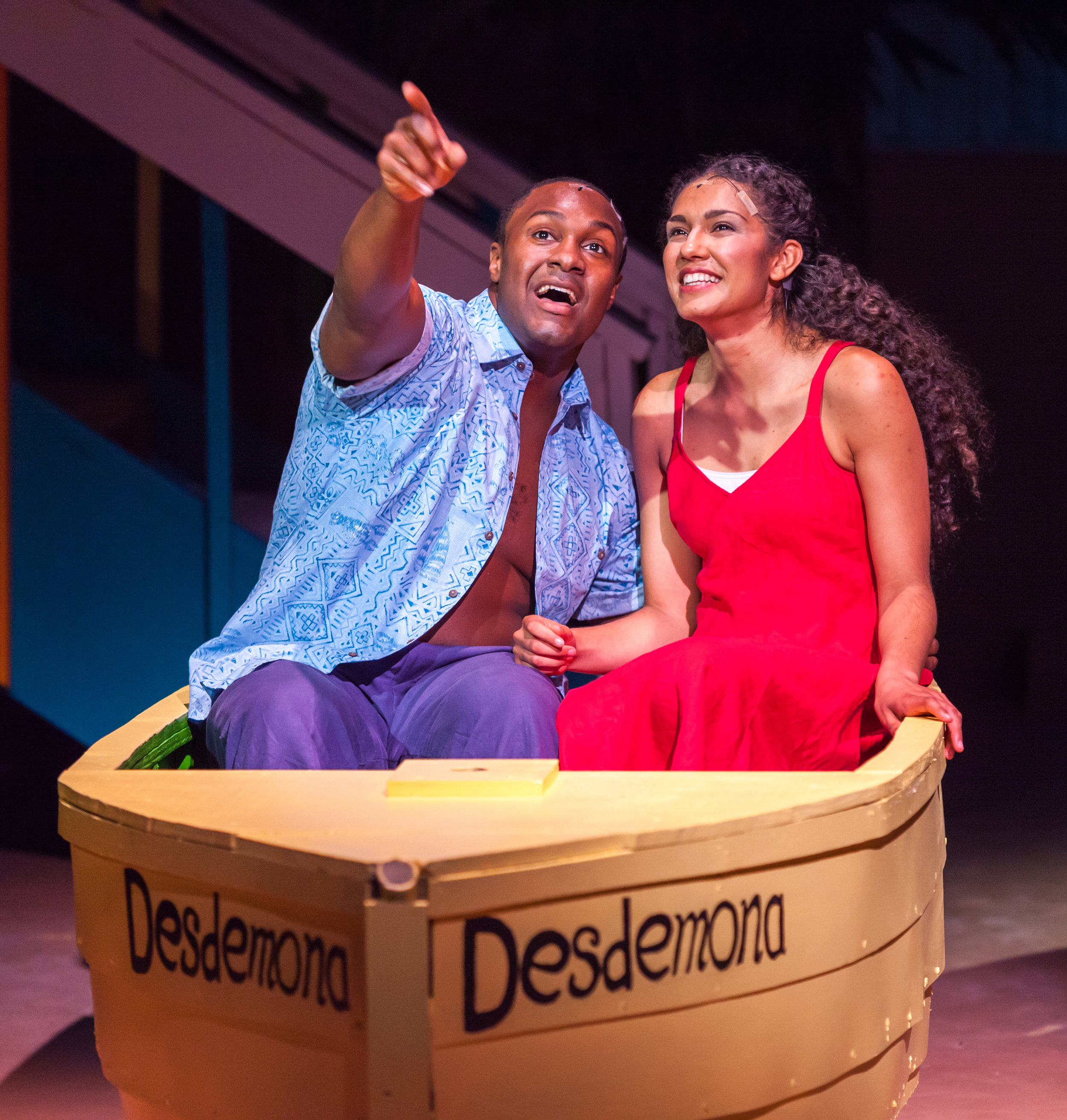 JAMAICA, Book by Yip Harburg and Fred Saidy, Lyrics by Yip Harburg, and Music by Harold Arlen; Directed & Choreographed by Rajendra Ramoon Maharaj; Photos by Ethimo Photo; New Freedom Theatre