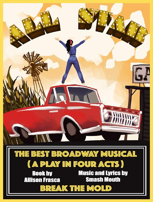 ALL STAR: THE BEST BROADWAY MUSICAL