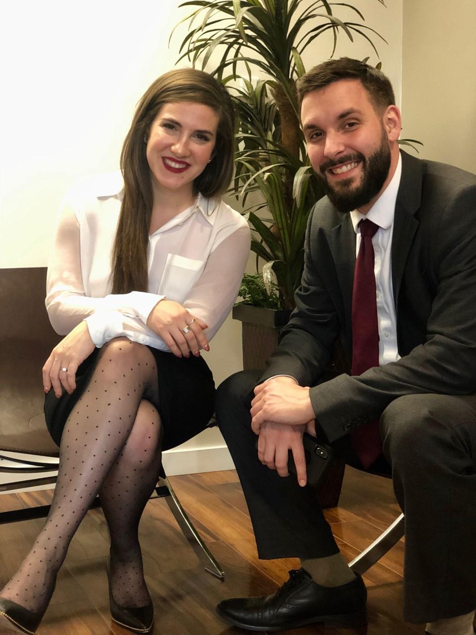 Alex Kosyla & Ann Leone