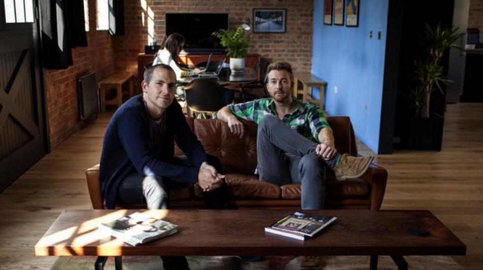 Paul Clement & Nick Sabine, fundadores de Resident Advisor.