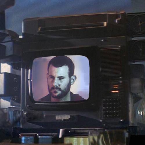 Matrixxman on TV.