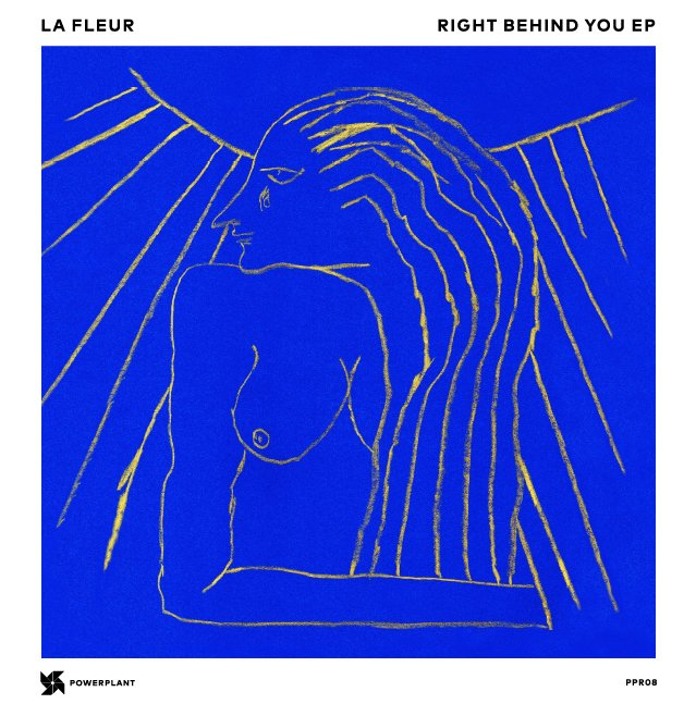La Fleur Right Behind You - Power Plant Records.jpg