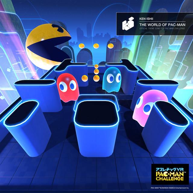 UPDATE 07.2019: Ken Ishii acaba de firmar el main track de The World of Pac-Man. Así que, efectivamente, su música sigue estando ligada a los videojuegos…