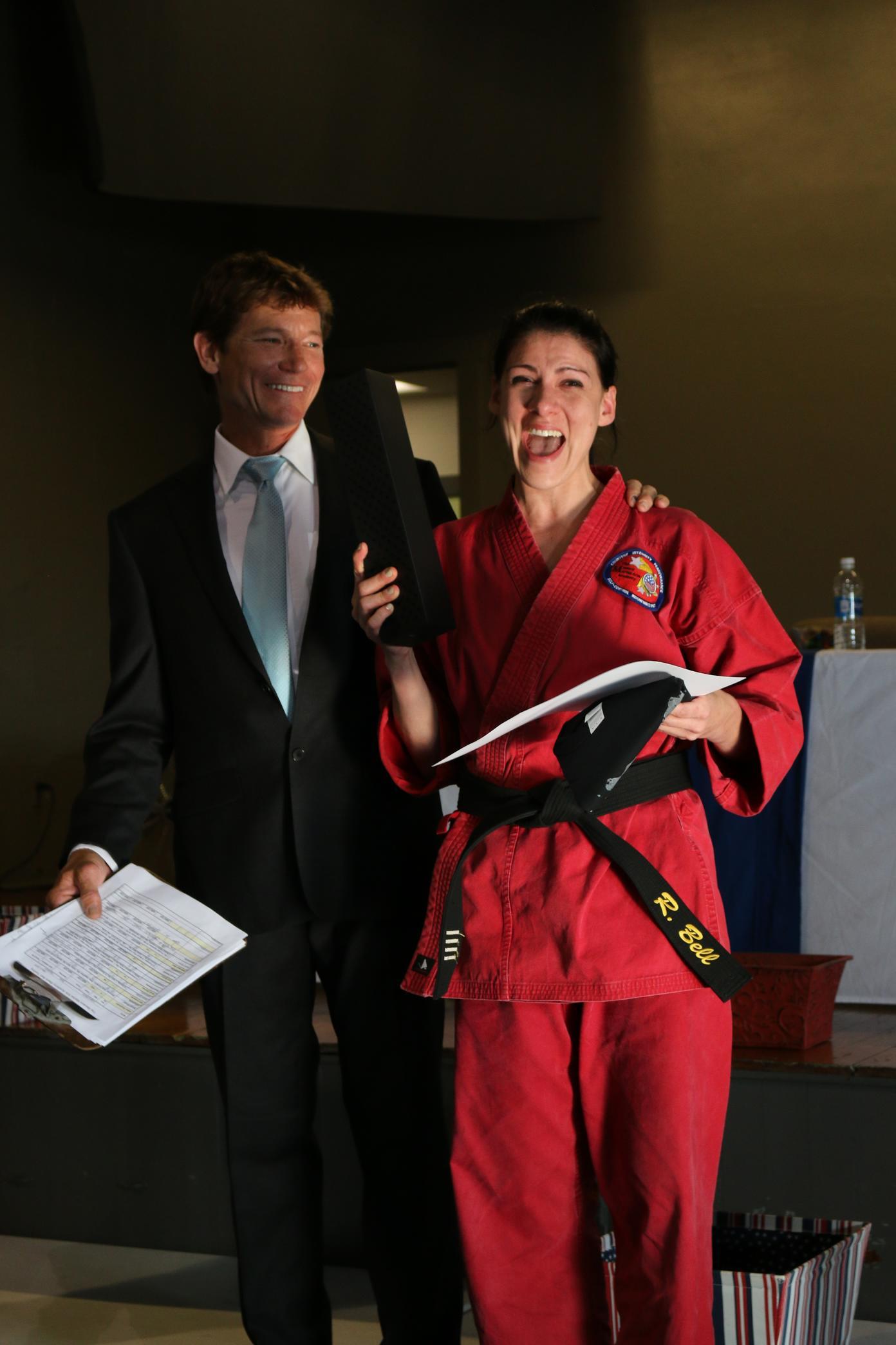 Masters Martial Arts Adult Karate Program