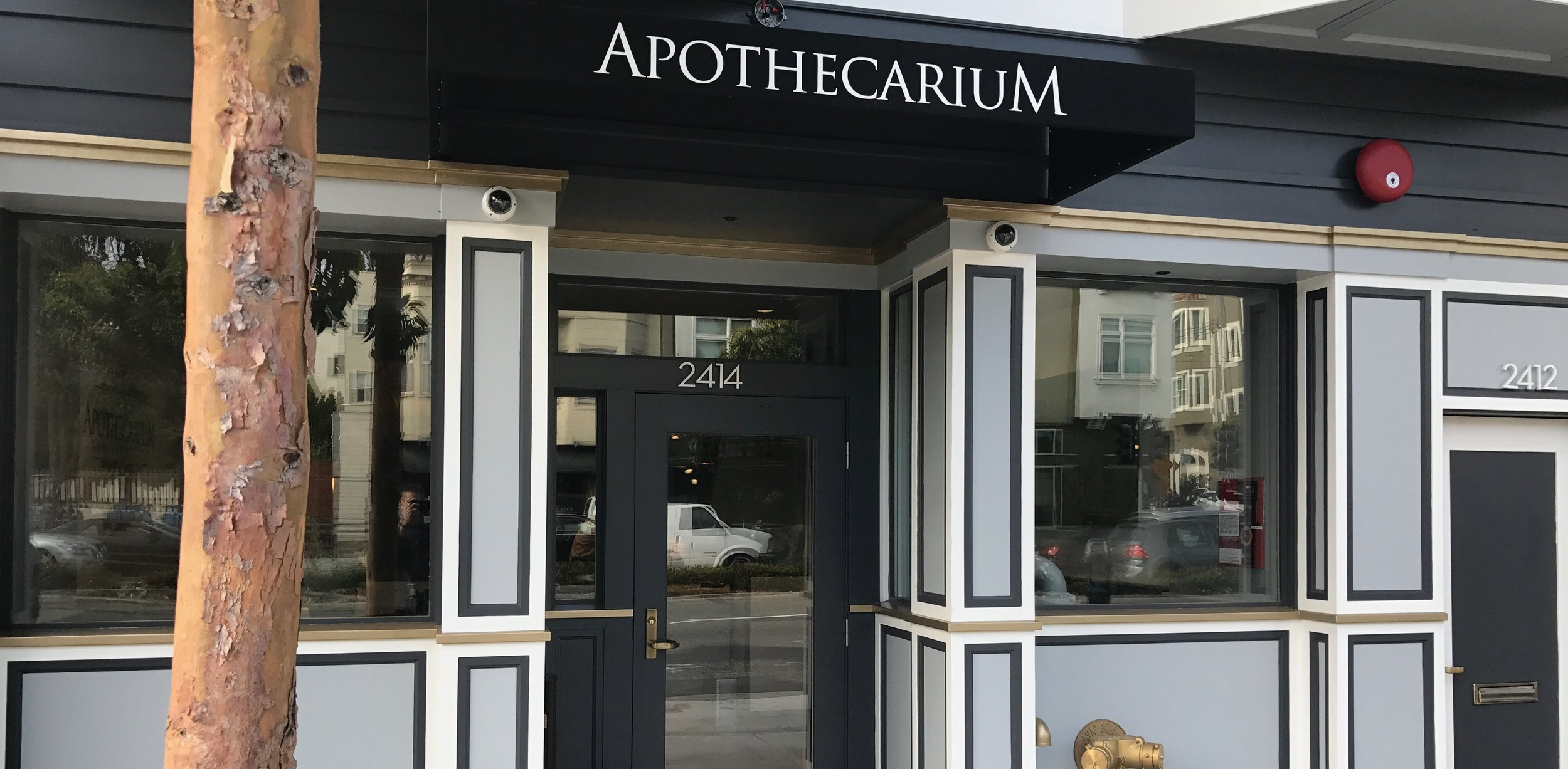 The Apothecarium Store at San Francisco Marina