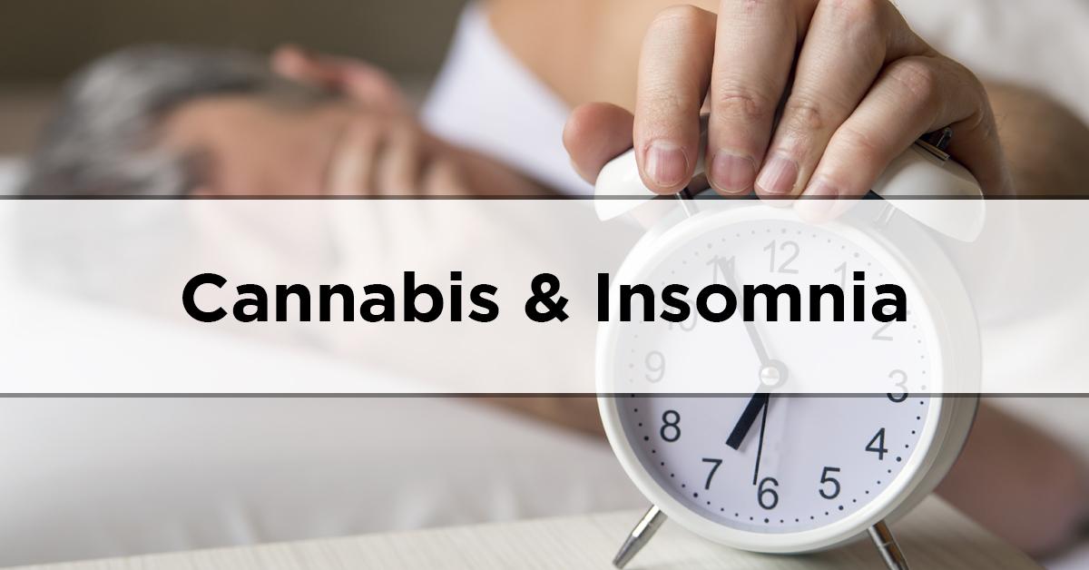 the apothecarium las vegas a medical and recreational marijuana dispensary discuss cannabis and insomnia