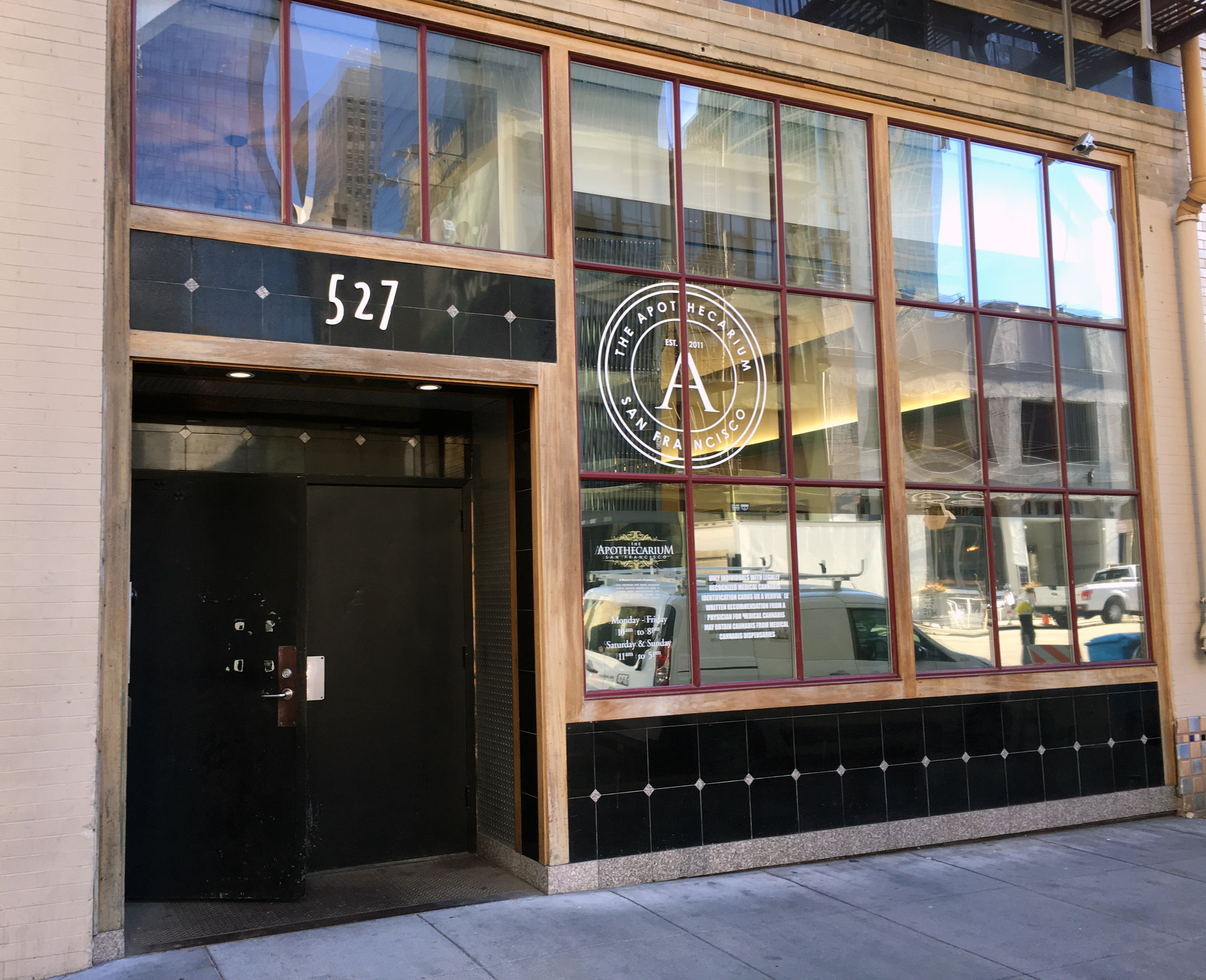 the apothecarium a medical and adult use dispensary located in san francisco discusses their howard street specials