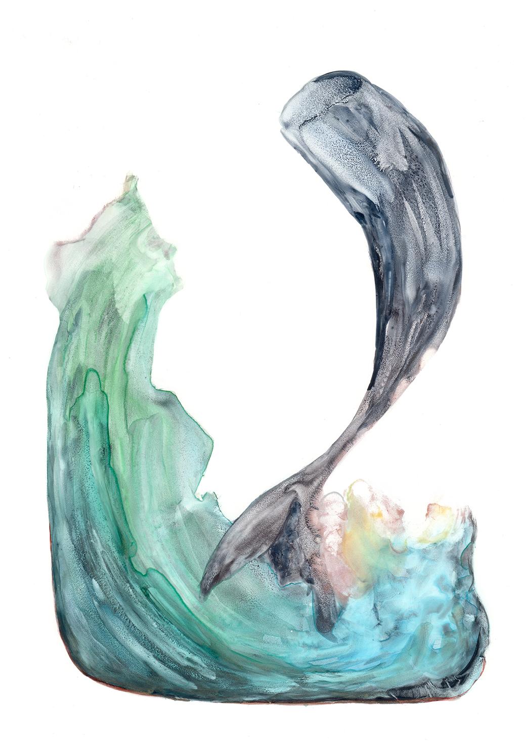 The Ocean Weeps Polyethylene Terephthalate